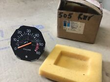 PEUGEOT 505 mk1 REV COUNTER REV INSTRUMENT DASH 1980-1985 veglia 611820 compteur