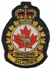 CFB Gagetown Badge patch
