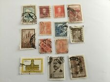 Argentinien Briefmarken , gelaufen , lot 1