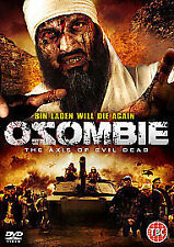 Osombie [DVD], Very Good DVD, William Rubio, Danielle Chuchran, Jasen Wade, Eve