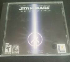 Star Wars Jedi Knight II Jedi Outcast. PC Game.