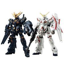 Gundam Assault Kingdom EX10 RX-0 Unicorn Gundam & 02 Banshee Boxset Figure F/S J