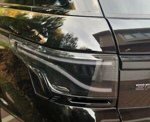 Range Rover Sport 2014+ L494 GLOHH GL-5x Dynamic LED Taillight Kit Gloss Black