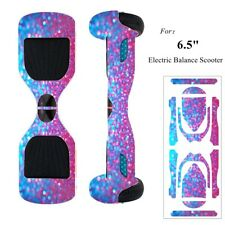 """Decal Wrap Skin Sticker Cover For 6.5"""" Electric Self Balancing Board Scooter US"""