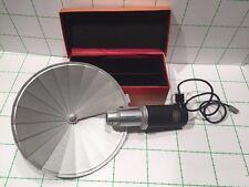 LEICA LEITZ CEYOO FLASH - REFLECTOR - CABLE - BOX - EX COND. REF: CK8568