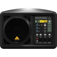 "BEHRINGER EUROLIVE B207 MP3 cassa speaker monitor attivo 6,5"" + lettore mp3 150w"