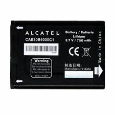 GENUINE ALCATEL CAB30B4000C1 BATTERY for ONE TOUCH OT-255 OT-600A OT-383A OT-206