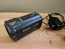 PANASONIC  HC-V750  FULL HD VIDEO CAMERA   WITH EU PLUG