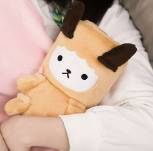 Cute mini Sheep Blanket Toy For Kids And Babies UK Dispatch