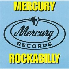 MERCURY ROCKABILLY volume 1 CD - NEW - 31 tracks - Eddie Bond, Narvel Felts etc