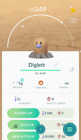 Shiny   DIGLET or DUGTRIO  - Pok mon Go - By TRADE - NOT REGISTERED