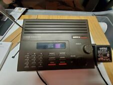 Uniden Bearcat Bc-147Xlt 16 Channel 10 Band Police Scanner w/ Ac Supply& Antenna