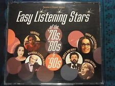 Easy Listening Stars, 70's, 80's, 90s READERS DIGEST (CD, 4-Discs, Like New) gb6
