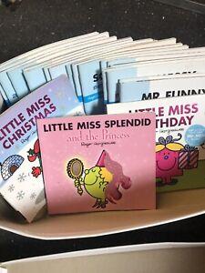 Mr Men & Little Miss Books Bundle X 21