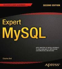 Expert MySql by Charles Bell (2012, Paperback, New Edition)