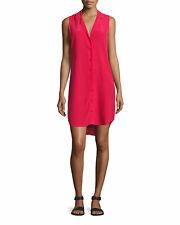 Nwt Equipment Sleeveless Adalyn Silk Dress, Rosetta Size S $238