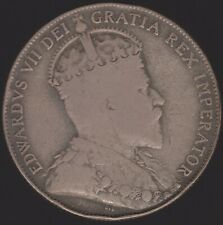 More details for 1910 canada edward vii silver 50 cents | world coins | pennies2pounds