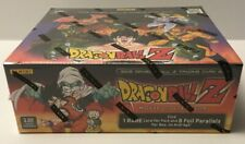 PANINI DRAGON BALL Z MOVIE COLLECTION BOOSTER BOX FROM A SEALED CASE