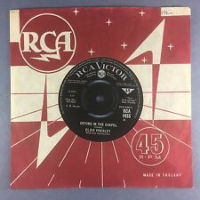 Elvis Presley - Crying In The Chapel / I Believe In The Man In The Sky - RCA1455