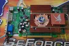 """New""  Biostar 6600GT V6602GS21 GeForce 256MB DDR2 PCI-e Video Card"