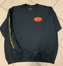 Loot Crate Lord Of The Rings Mordor Fleece Sweatshirt Brand New Extra Large Xl