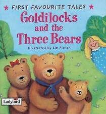 First Favourite Tales: Goldilocks & the Three Bears, Ladybird | Hardcover Book |