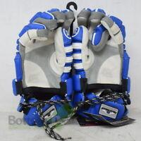 "Warrior REG2GS RL 12 Regulator 12"" Field Player Lacrosse Gloves Royal Blue"