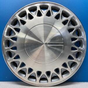 """ONE 1990-1993 Plymouth Acclaim / Voyager # 472 14"""" Hubcap / Wheel Cover USED"""