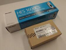 Hes Assa Abloy 1600cs 630 12 24vdc Strike Amp Trim Kit New In Boxes