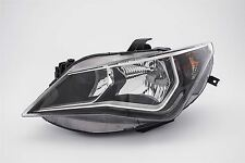 Seat Ibiza 16-18 LED DRL Headlight Left Passenger N/S OEM Valeo