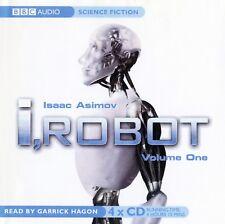 I, Robot - by Isaac Asimov - Unabridged Audiobook - 4CDs