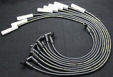 MAXX 549CK 8.5mm Ceramic Boot Spark Plug Wires Ford 351C 351M 400 429 460 V8 HEI