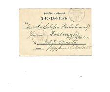 MSP No 20 ( SMS Iltis ) 25/11 00, 2 x klar auf Karte aus Hankau, 18.11.00 an SMS
