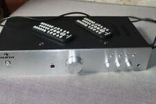 Auna AV2-CD508 Stereo HiFi Audio-Verstärker - Silber + 2 Fernbedienungen