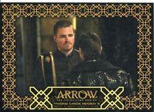 Arrow Season 3 Wedding Chase Card B2