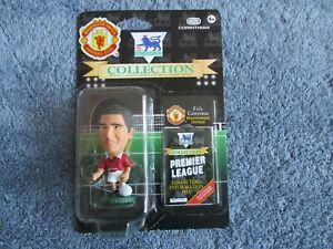 Rare Eric Cantona Manchester United Corinthian Collection Blister MUS22 1995/96