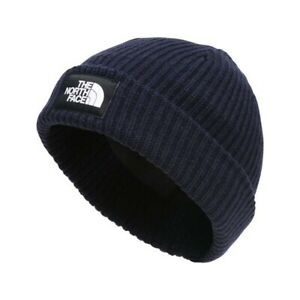 North Face Men's Salty Dog Beanie NAVY One Size Fits Most - NEW