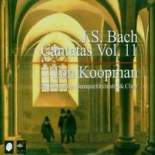 Ton Koopman, J.S. Bach - Cantatas 11 [New CD]