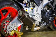 M4 Aprilia Tuono 12 13 14 15 16 Tech 1 Carbon Slip On Exhaust