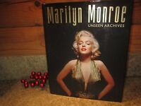 Marilyn Monroe: Unseen Archives by Marie Clayton (2009, Hardcover)