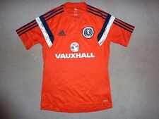 DIMENSIONS:S Écosse Maillot de Foot Scottish Football Adidas Maillot 1986 Sfa