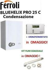 Caldaia condensazione FERROLI BLUEHELIX PRO 25C cronotermostato + kit coassiale