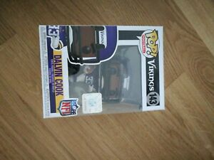 Funko Pop NFL Figur 143 Dalvin Cook - Minnesota Vikings Football Vinyl