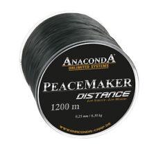 ANACONDA Blue Wire dark blue 1200m 0,36mm Karpfenschnur