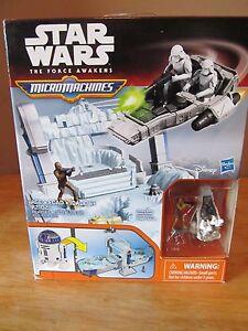 Star Wars: The Force Awakens Micro Machines R2-D2 Playset~Brand New!!