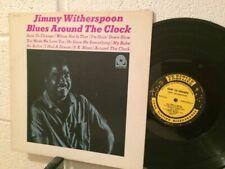 Jimmy Witherspoon - Blues Around The Clock - Prestige PR 7314 Mono Van Gelder EX