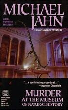 Murder At The Museum Of Natural History (Bill Donovan Mysteries) Michael Jahn M