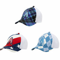 Golf Hat Baseball Cap by Royal and Awesome Trendy & Loud Golf Hats Caps
