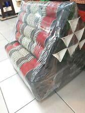 Triangle Asia Cushion Foldable Thai Mat 3 Fold Headrest 100% Kapok Filling