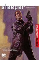 Sleeper #1 Wildstorm Classics TPB DC Comics, Trade Paperback